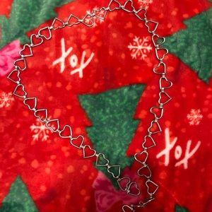Heart chain belt<3